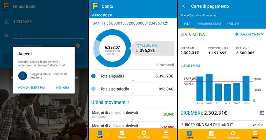 app fineco
