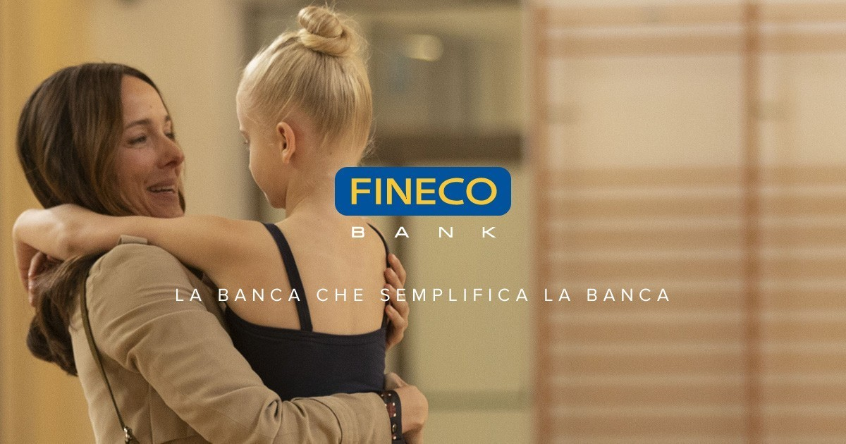 FINECO: Scopri Fineco, il conto del futuro dal 1999  Uomo e