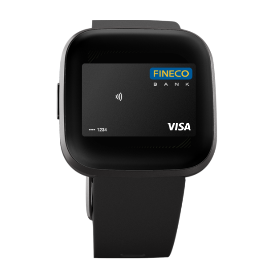 Fineco Fitbit Pay