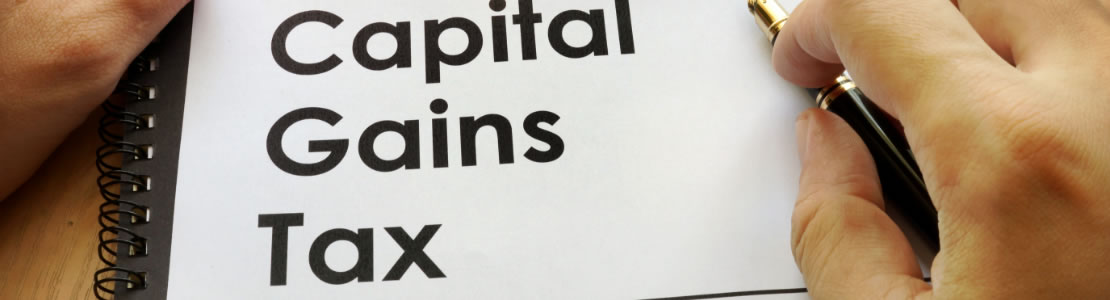 Capital Gains tax: how to reduce it?