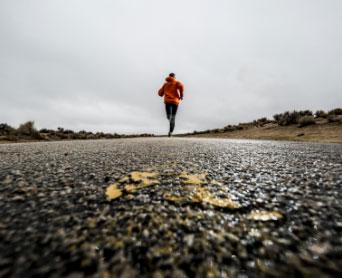Investing's a marathon not a sprint