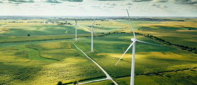 Wind energy investment opportunities